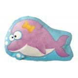 Doudou baleine - 64