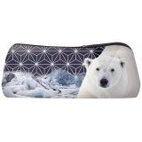 Trousse écolier ours polaire - 64