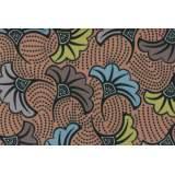 Tissu ambiance éthnique sahara 02 - 64