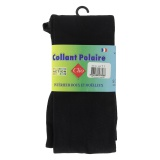 Collant polaire 300d t1 noir - 66