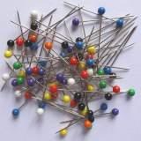 Épingle tête plastique 1000 g - 70