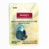 Bout magnet s/cout bronz 18mm - 70