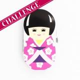 Set manucure japonaise girls violet - 70