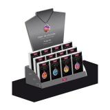 Présentoir bijou de couture-coupe fil-12 blisters - 70