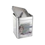 Boite collector 500gr verte + aimant - 70