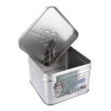 Boite collector 250gr verte + aimant - 70