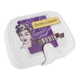 Trousse secret de couture parme garnie - 70