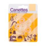 Canettes plastiques x 6 - 70