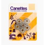 Canettes métal x 6 - 70