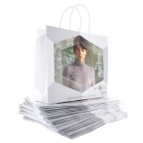 Rowan shine shopping bag (25 sacs) - 72