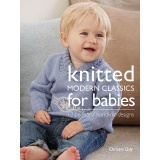 Knitted modern classics for babies -chrissie day - 72