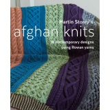 Knitted afghans - 72