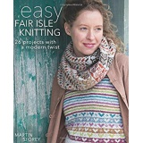 Easy fairisle knits - m storey - 72