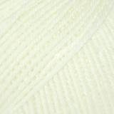 Laine rowan baby merino silk dk 10/50g snowdrop - 72