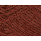 Laine rowan pure wool worsted 5/100g rust - 72