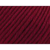 Rowan super fine mer.aran 10/50g rouge - 72