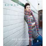 Rowan easy winter knits x5 - 72