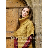 Publication rowan pure wool worsted x 5 - 72