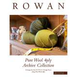 Publication rowan archive collection pure wool 4pl - 72