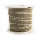 Ruban lin coton 5mm - 77