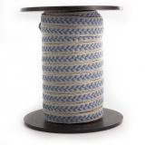 Ruban épis lin coton gauloise 8 mm - 77