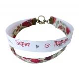 """Kit bracelet """"super maman"""" - 77"""