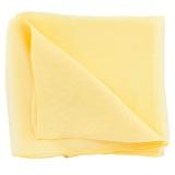 Écharpe 100 % soie 30/140 jaune clair - 80