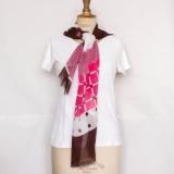 Etole coton lin 45/180 rose - 80