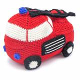 Kit crochet HardiCraft - camion de pompier - 81
