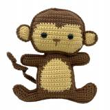 Kit crochet HardiCraft - morris le singe - 81