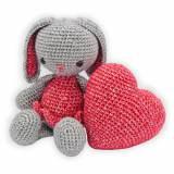 Kit crochet HardiCraft - pippa la lapine - 81