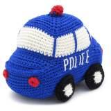 Kit crochet HardiCraft - voiture de police - 81