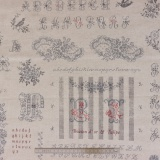 Tissu Yuwa 45% coton 55% lin 17m - 82