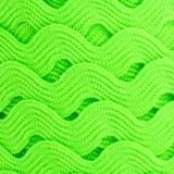 Serpentine vert fluo 100% polyester