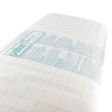 Quilter's grid 112cm blanc - 96