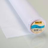 Entoilage tissé coton thermo 90cm blanc - 96