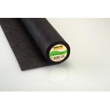 Vlieseline non collante légère 90cm anthracite - 96