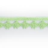 Dentelle 100 % coton - 1,4 cm