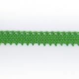 Dentelle 100 % coton prairie - 0,9 cm