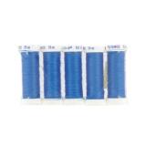 Fil perles polyamide 25m bleu - 99