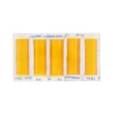 Cordelastic à bijoux 0,5mm jaune 15m environ - 99