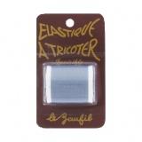 Élastique tricot-150m- fumé -unité- - 99