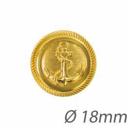 Boutons armoirie marine - 1000