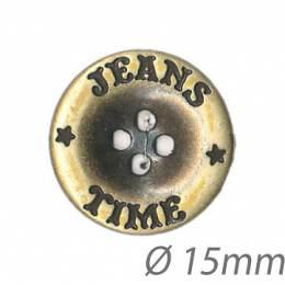 Boutons jeans 4 trous - 1000