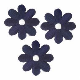 Thermocollants fleurs marines - 1000