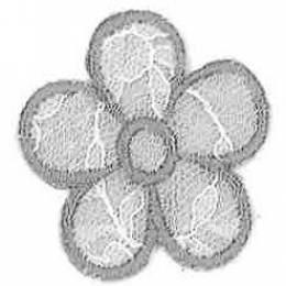 Thermocollant fleurs - 1000