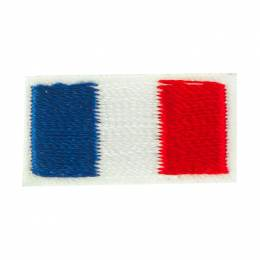 Thermocollant drapeaux Français - 1000