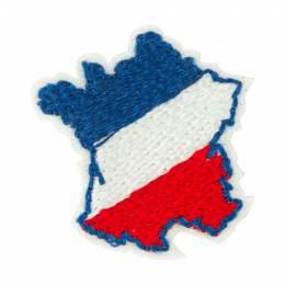 Thermocollant carte de France - 1000