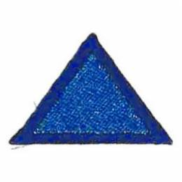 Thermocollant triangle marine - 1000
