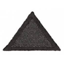 Thermocollant triangle noir - 1000